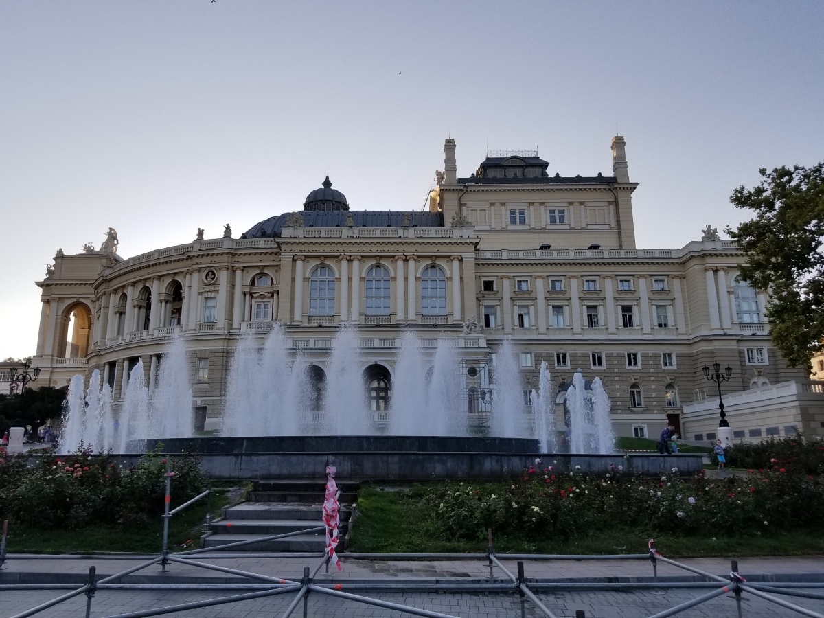 Post(card)s from LGBTQ Eastern Europe: Odessa, Ukraine