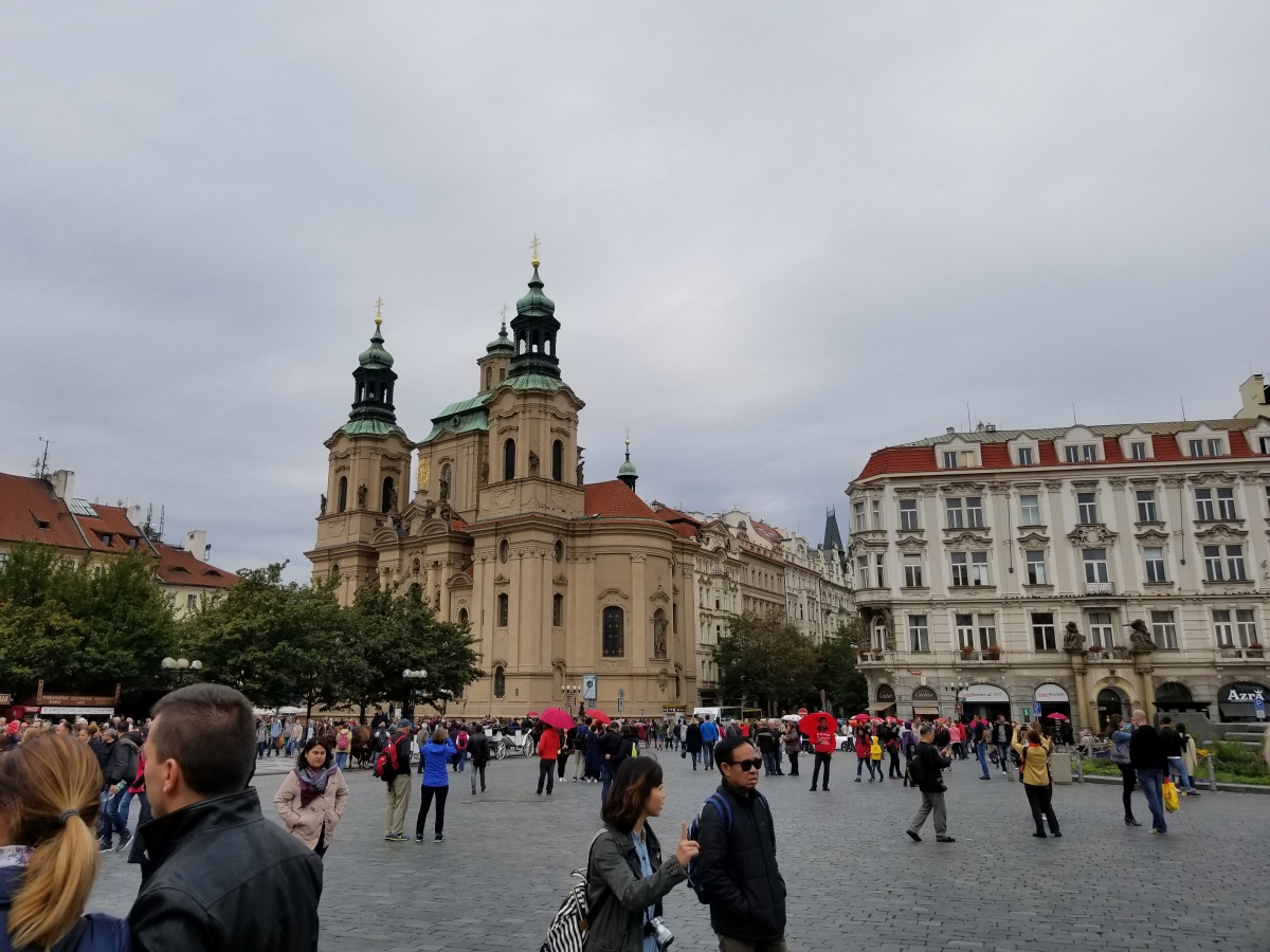 Post(card)s from LGBTQ Eastern Europe: Prague, Czech Republic