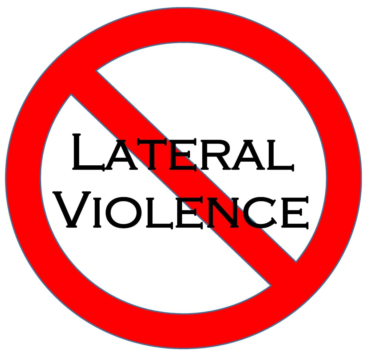 Coalition, Not LateralViolence